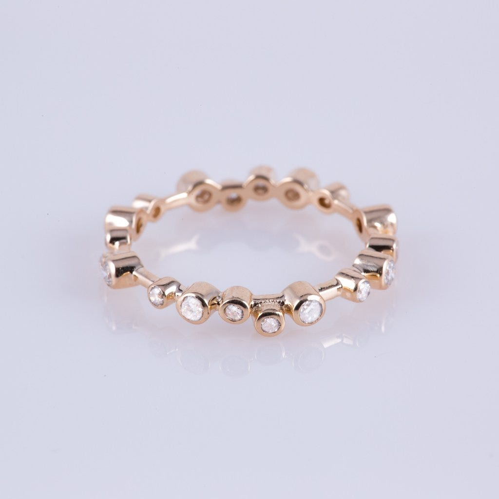 affordable enagagement ring discount jewelers carri