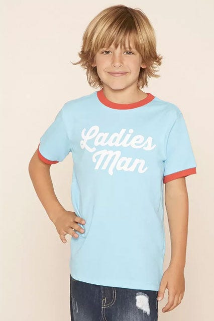 Forever 21 Controversial Boys T Shirts