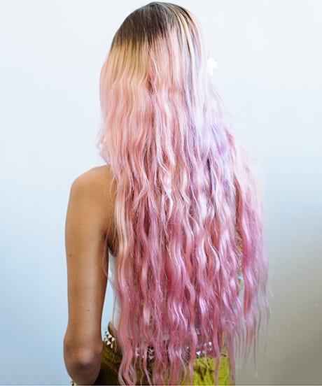 Mermaid Hair Rodarte Beauty