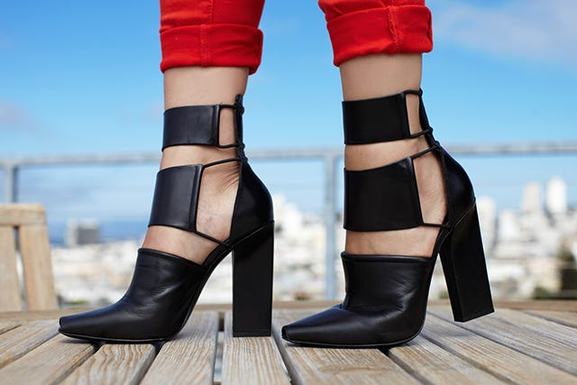 Do You Wear Heels? Read This & Save Your Ankles