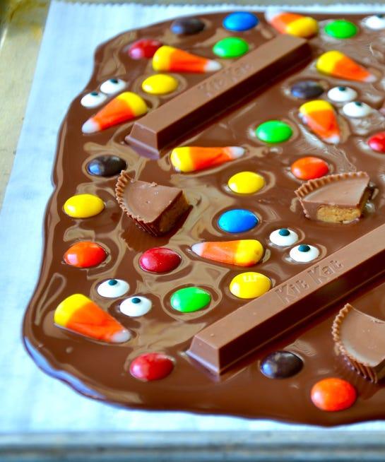 Halloween Dessert Decorations: Fun Halloween Dessert Ideas