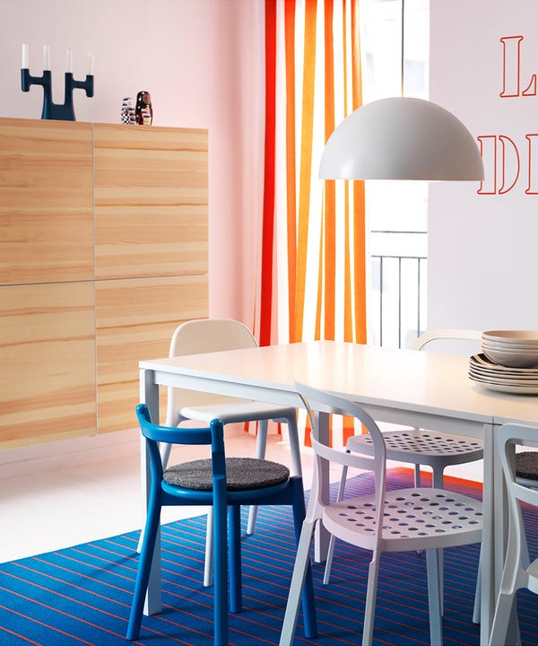 Small apartment design tips solutions for tiny rooms - Ikea small space solutions collection ...