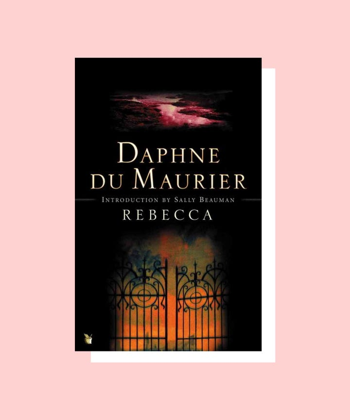 rebecca one of the finest gothic romances of the 20th century written by daphne du maurier and the w Posts about entertainment written by ashley kath  du maurier, daphne: rebecca — go, 1938  most important and influential work of fantasy of the 20th century.