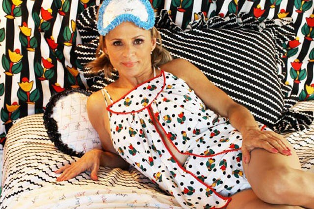 amy sedaris horizontal