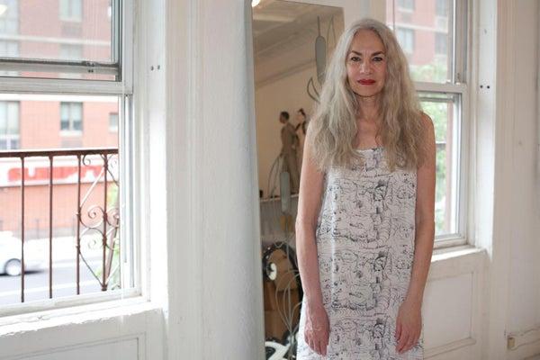 Fashion week Apparels american new senior model for girls