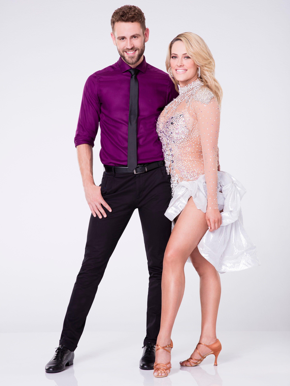 Nick Viall Dancing With The Stars Match Peta Murgatroyd