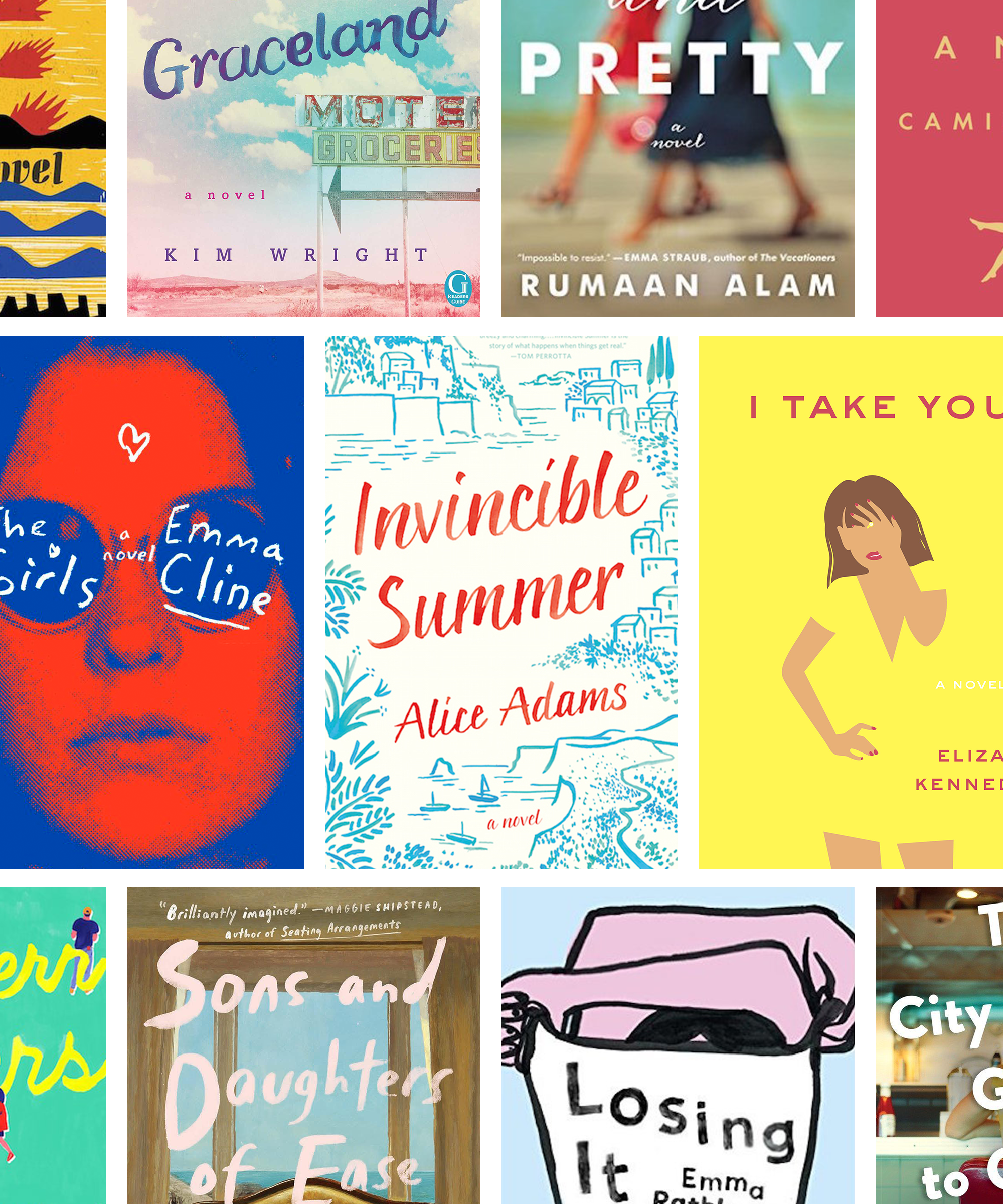 best beach reads 2016 books to read on vacation winter