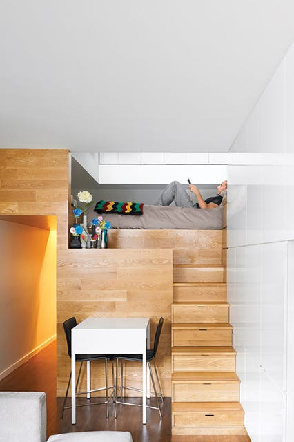 Dwell small loft spaces - Dwell small spaces image ...
