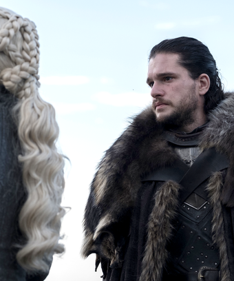does jon snow hook up with daenerys 'game of thrones': nikolaj coster-waldau on jon snow and incestuous relationship yet are now rooting for jon snow and daenerys them to hook up.