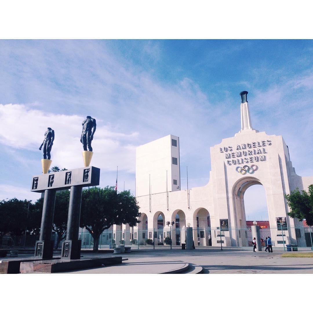 Popular los angeles landmarks instagram photos for Last minute getaways from los angeles