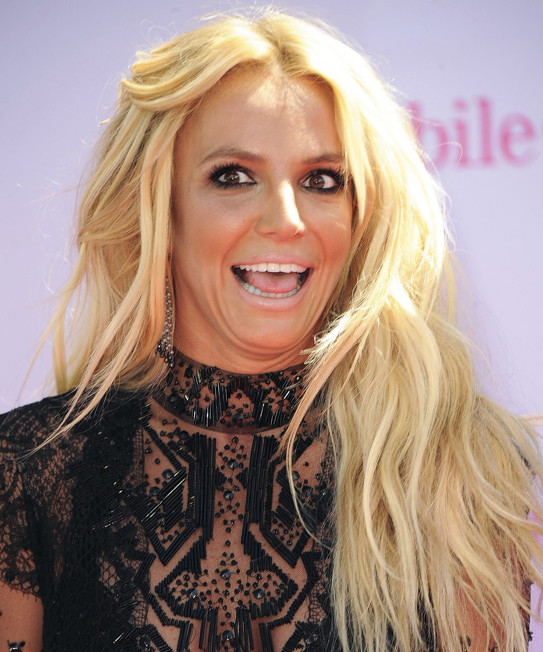 Britney Spears Funny Faces Photos Britney Spears Photos