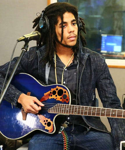 Bob Marley Grandson Skip Lion New Song