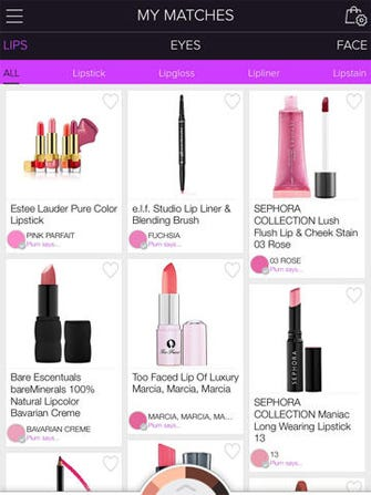 This App Will Change The Way You Buy Makeup