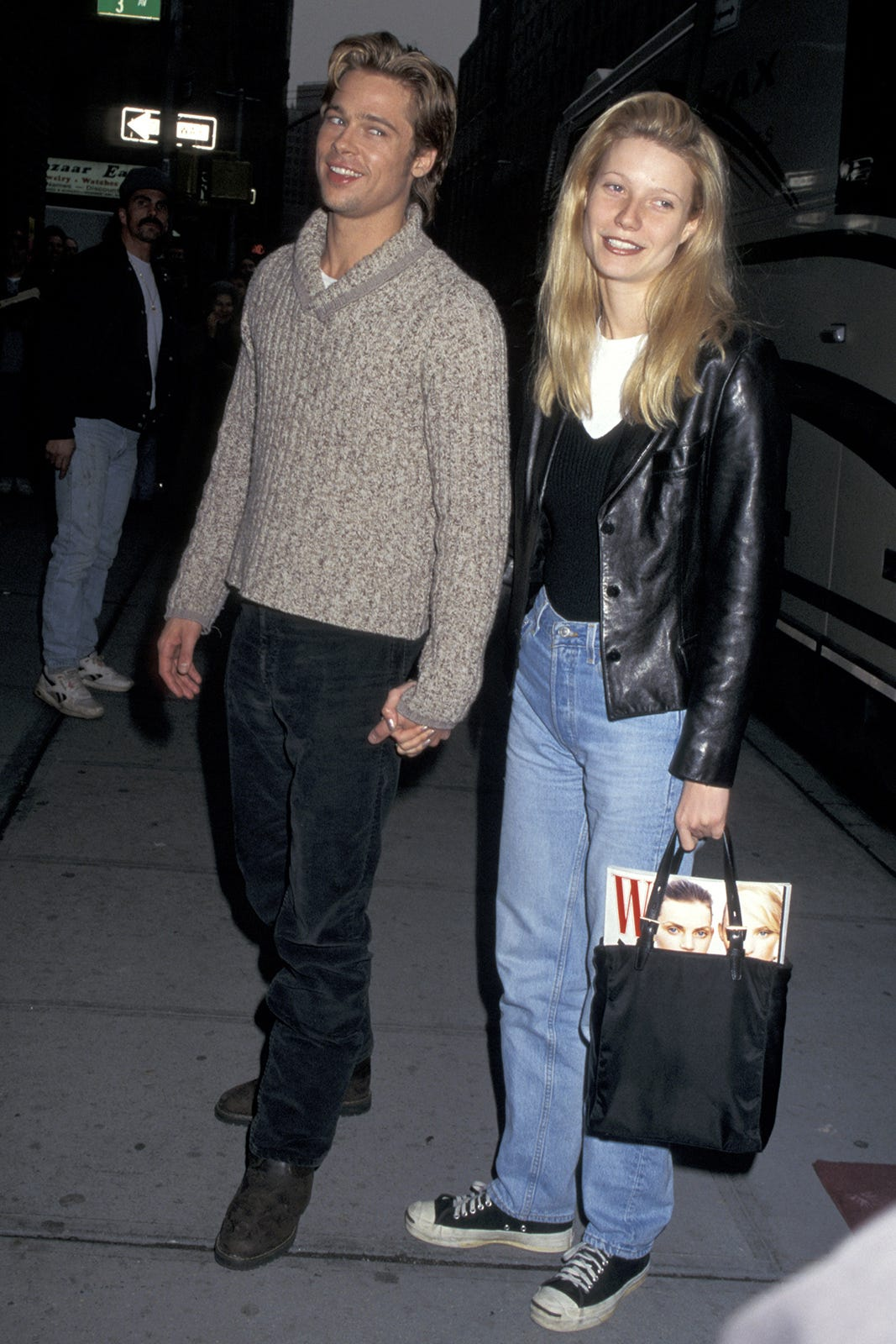 Gwyneth Paltrow Lookbook Throwback 90s Fashion Photos