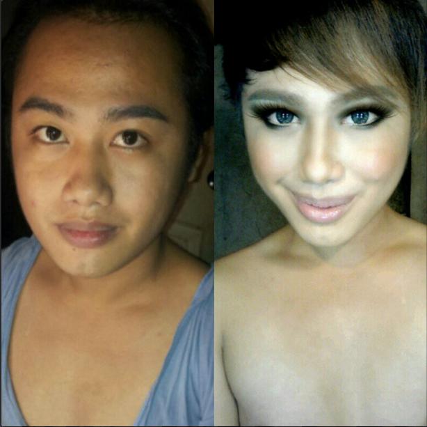 best instagram makeup transformations