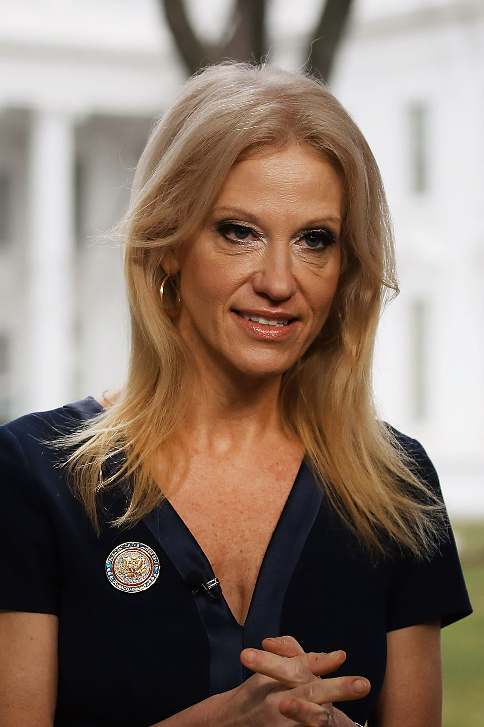 Kellyanne Conway Consequences Buy Ivankas Stuff Comment