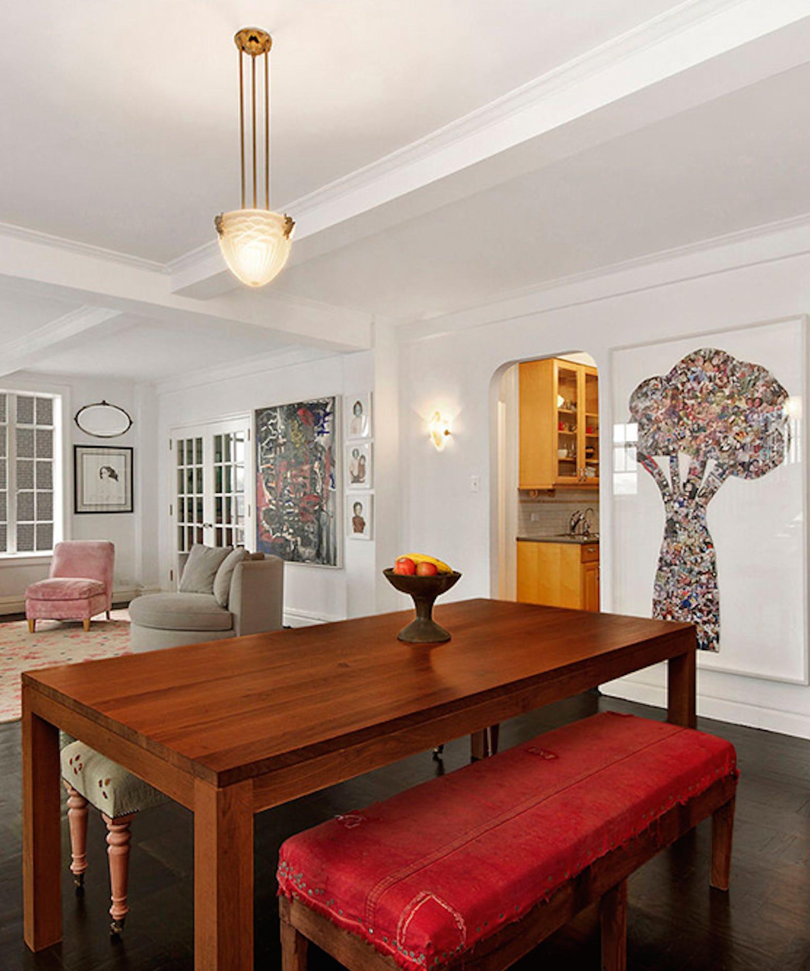 Seth Meyers Greenwich Village New York City Apartment