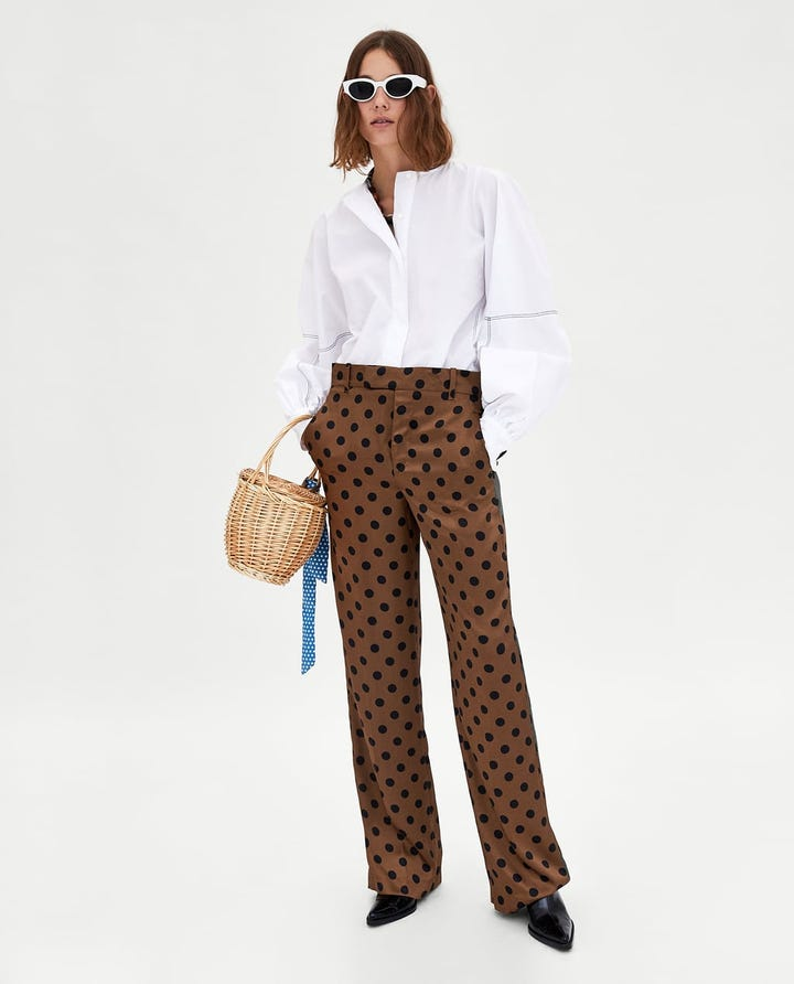 Zara Spring 2018 Collection Photos Best Looks Outfits