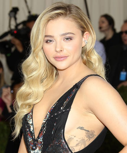 Chloe Grace Moretz Hints At Relationship With Brooklyn Beckham In New ...