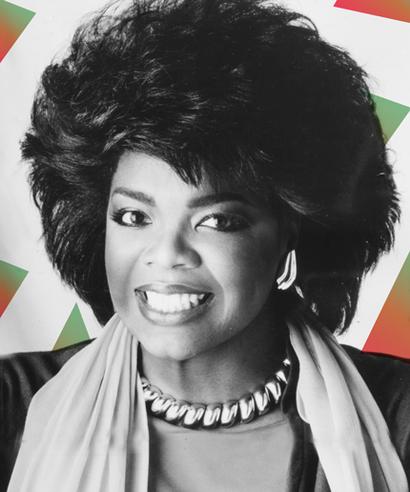 Young Oprah Winfrey Facts