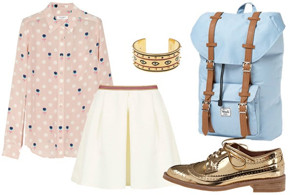 From Move-In To First Day Of Class: 5 Perfect College Outfits