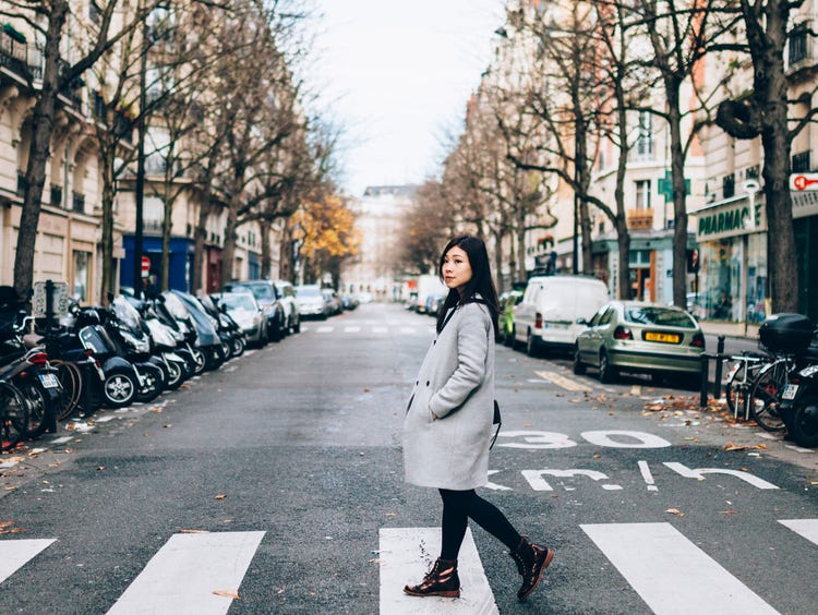 Cj Shopping Tours Paris