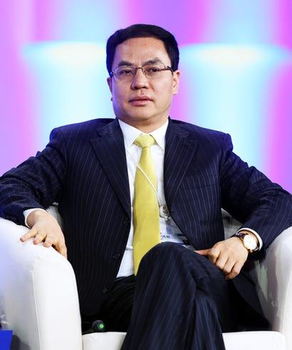 Li Hejun Loses 15 Billion Dollars Hanergy