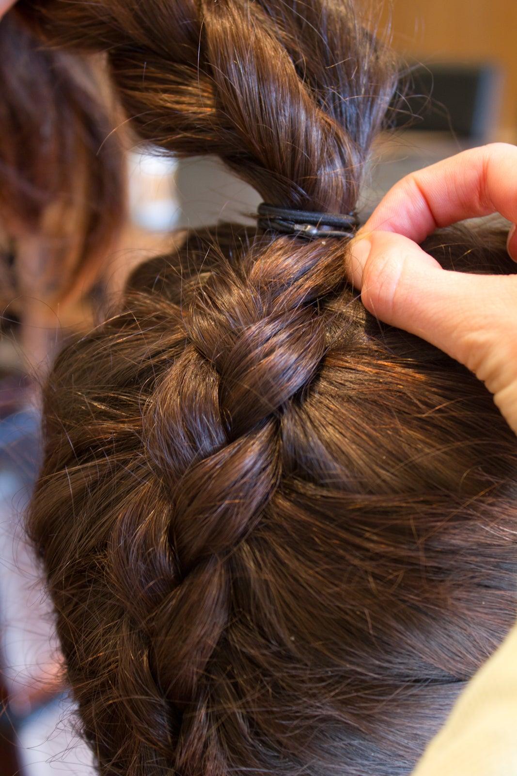 bun hairstyles how to   fresh hair ideas for spring