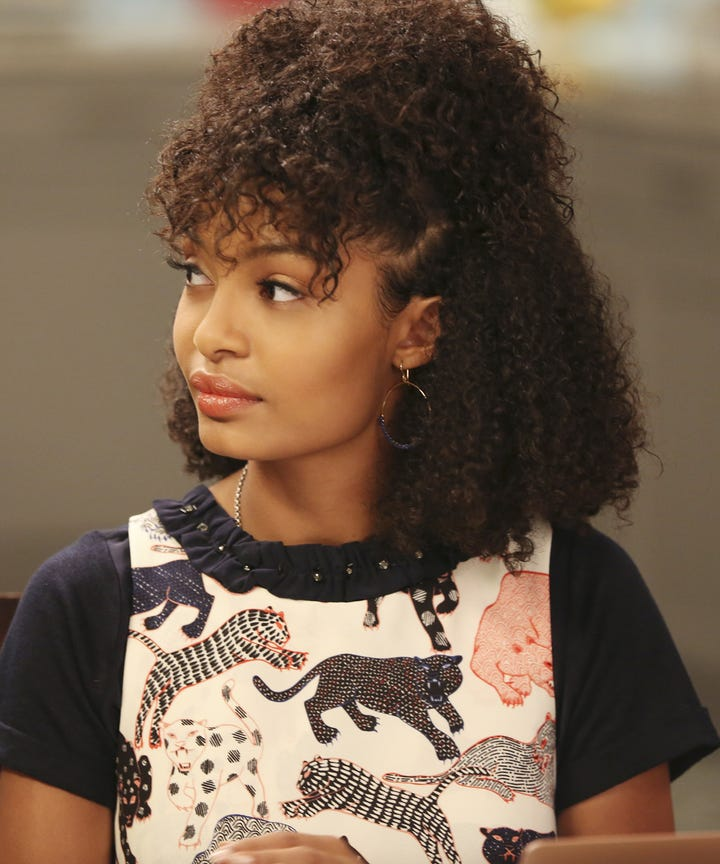 Zoey Black Ish To Grown Ish Yara Shahidi Evolution
