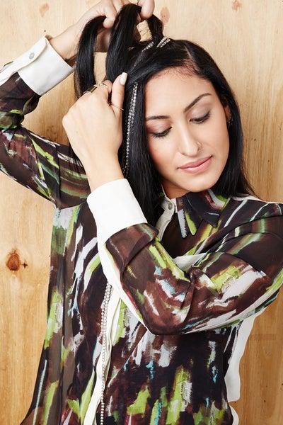 Braids For Medium Length Hair - Hair Tutorial