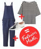 Fashion Math: Tomboy Edition