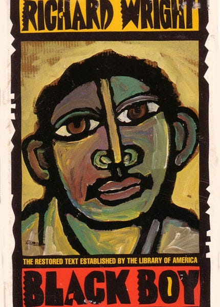 racism in the autobiography black boy by richard wright Racism and oppression in black american literature:  an-example-of-richard-wright-rsquo-s-black-boy  in black american literature: an example of richard.
