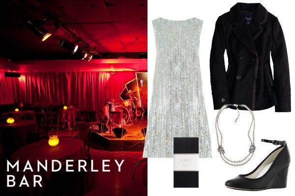 Manderley Bar