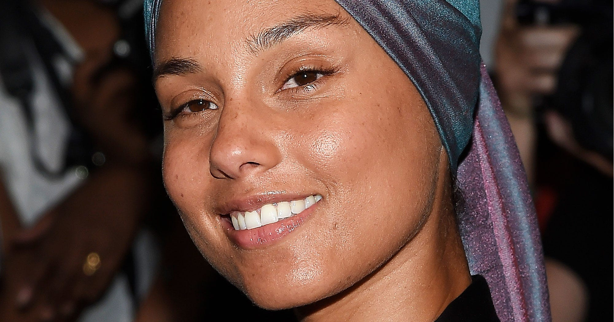 Alicia Keys No Makeup Products