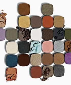 Bare Escentuals Launches New Eyeshadows New Eyeshadows
