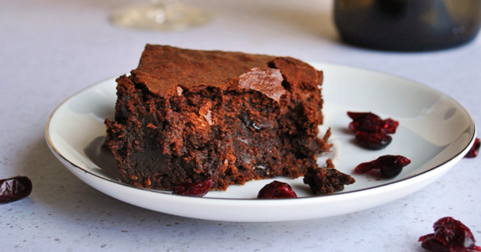 Red Wine Brownies Recipe