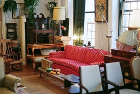 Best Antique Furniture Stores New York Vintage Shops