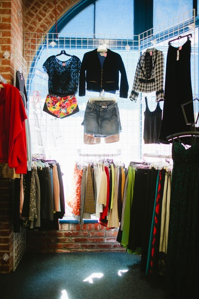 Thrift Stores You Can Actually Score At