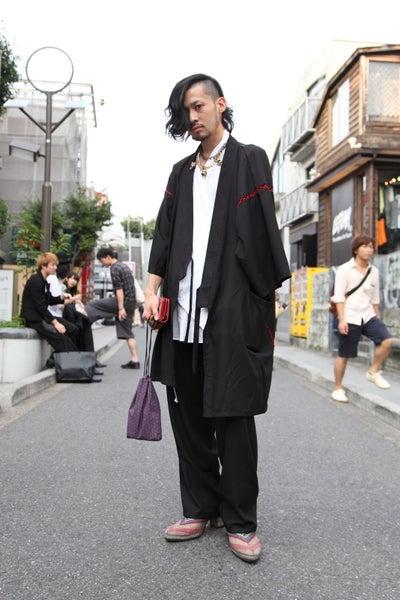 Traditional Japanese Kimono for Lady :: Kimonos :: Asia Costumes :: Periwing