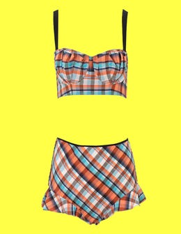 Retro Swimwear For Gals That Are Old Souls
