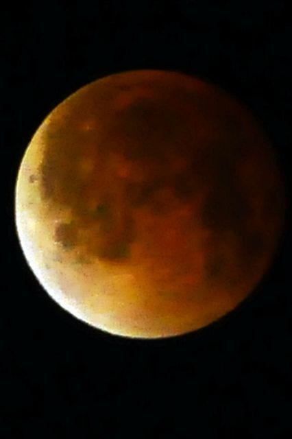 meaning of red moon tonight - photo #40