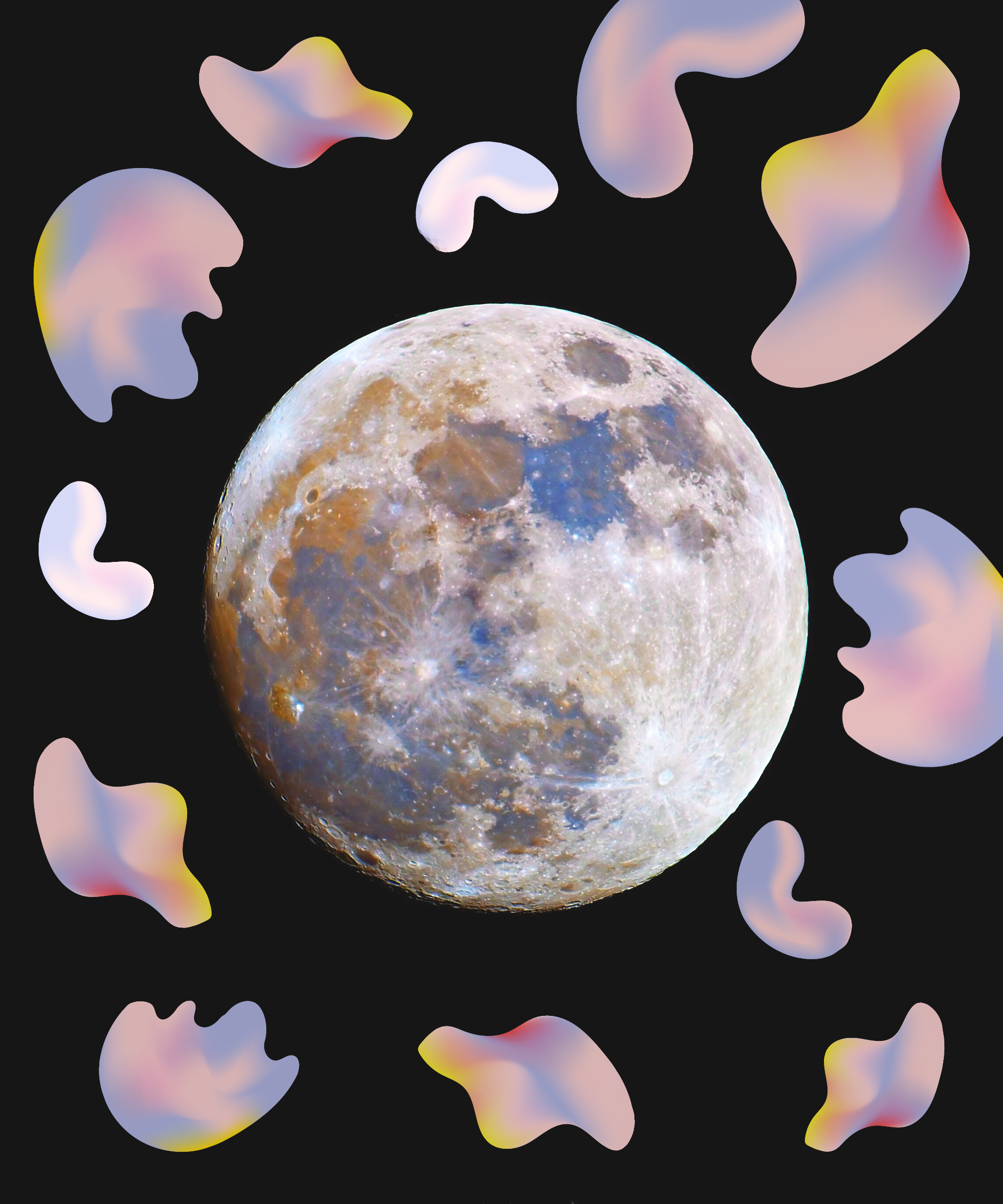 April Full Pink Moon 2017 Lunar Phase Spiritual Meaning