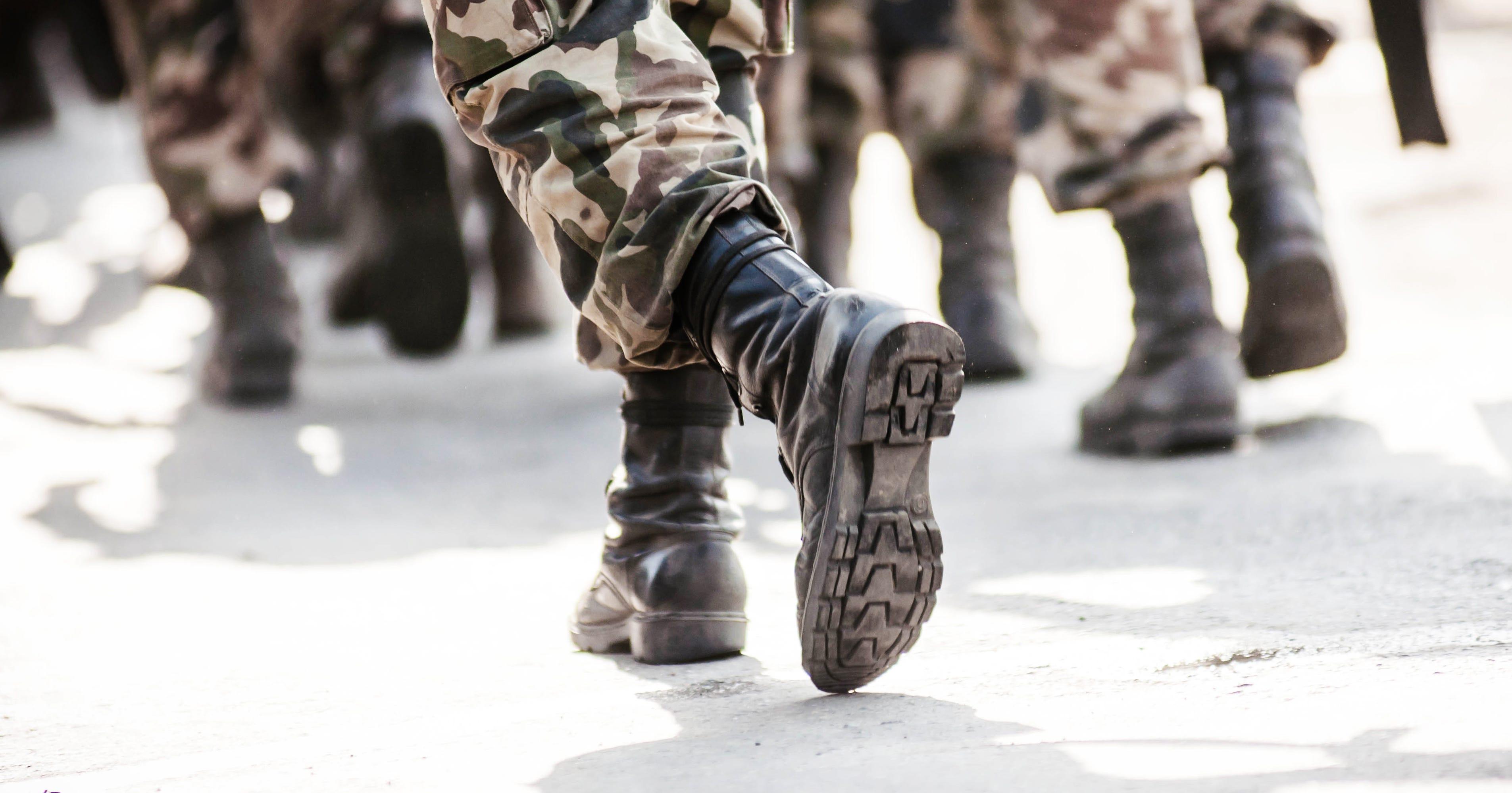 Mens Boots Amazon Recall Swastika Footprints Reddit