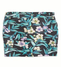 American Eagle Tropic Floral Bodycon Skirt, $29.99 (originally $34.95), available at American Eagle.