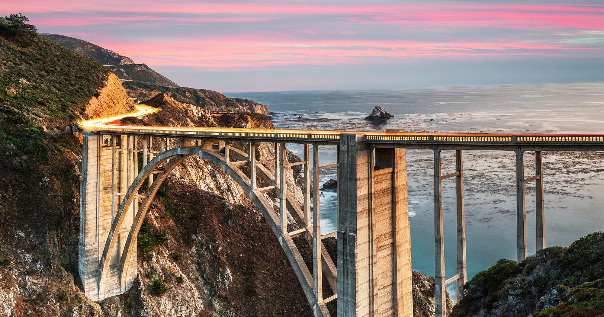 Pacific Coast Highway Northern California Travel Tips