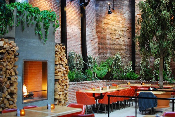 Where To Eat Outside In Los Angeles