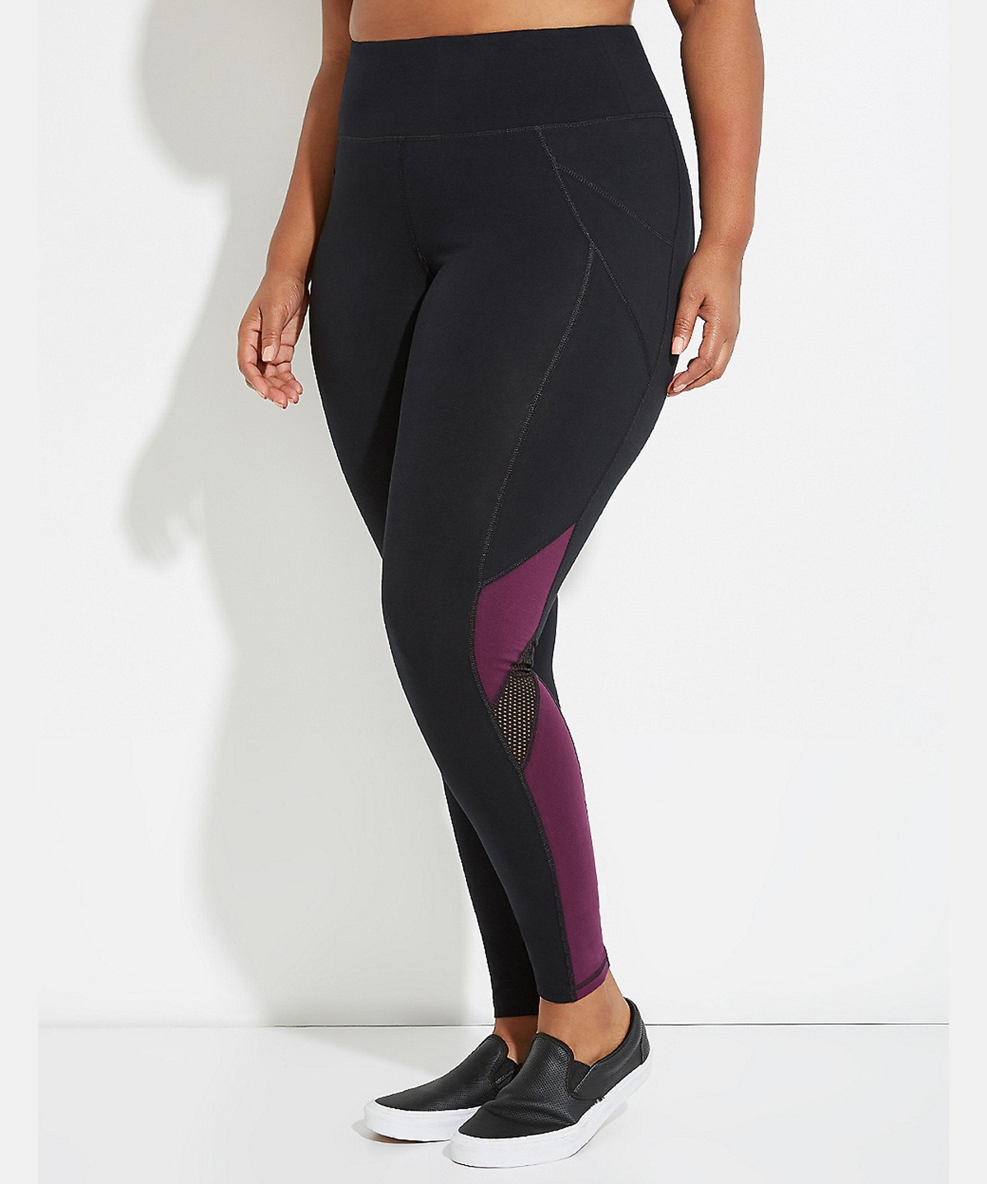 Slipping into a pair of our plus-size leggings is the perfect style solution for the gal on the go! Promising comfort, cuteness, and even a bit of quirk, ModCloth's collection of extended-size bottoms are best paired with a busy schedule and a go-getter attitude.