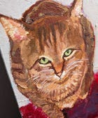 George W. Bush Makes Cat Paintings Now. Surprised?