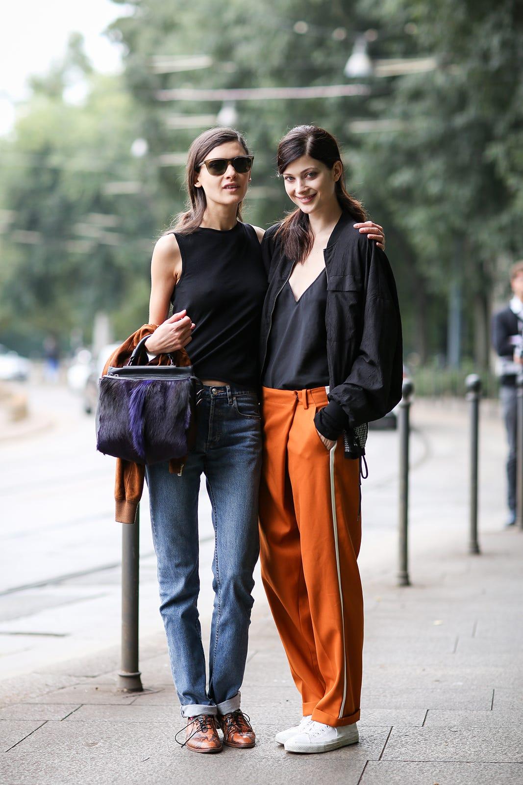 Milan Street Style - Italian Fashion | 1067 x 1600 jpeg 207kB