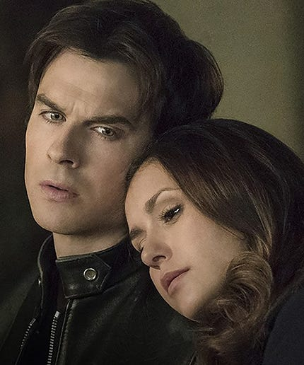 Vampire Diaries Elena Und Damon